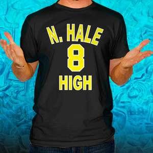 HIGH SCHOOL Wiz Khalifa Snoop Dogg T Shirt Young Wild and Free Tee X44
