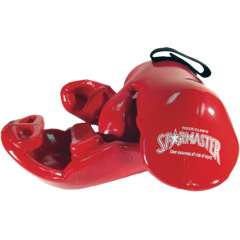 Sparmaster Hand Guard Sparring Gear Sizes PeeWee to XL Various Colors