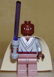 Star Wars custom Lego minifig Mace Windu ROTS ep3