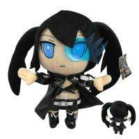 New Anime Black Rock Shooter 10 Soft Plush Toy Doll 0