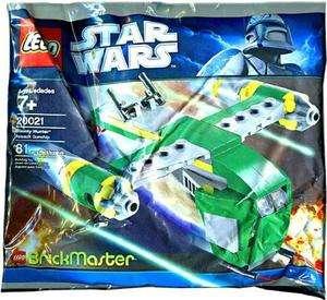 LEGO STAR WARS BrickMaster Exclusive Mini Building Set #20021