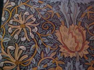 New WILLIAM MORRIS GIFT WRAPPING PAPER MIP