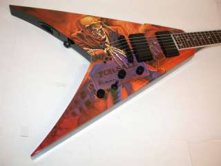 Dean Dave Mustaine V Peace Sells Electric Guitar, VMNT PS