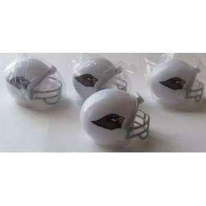 NFL Football Mini Helmets Arizona Cardinals Pencil Toppers