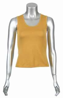 Sutton Studio Womens Knit Shell Tank Top