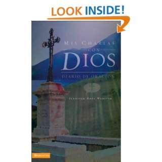 Mis Charlas con Dios: Diario de Oracion (Conversations