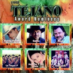 Tejano Music Awards Various Artists Music