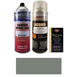 Tungsten Pearl Metallic Spray Can Paint Kit for 2013 Lexus RX350 (1G1