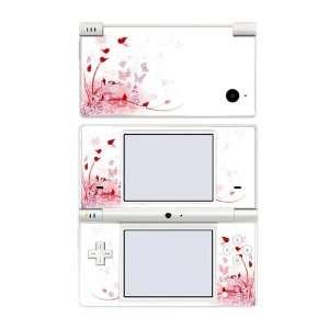 Nintendo DSi Skin   Pink Butterfly Fantasy Everything