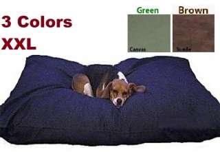 XXLEXTRA LARGE ORTHOPEDIC PET DOG BED WATERPROOF PILLOW
