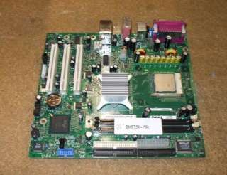 Dell Dimension 3000 R8060 Socket 478 Motherboard P4 2.8 GHz CPU