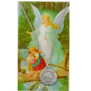Guardian Angel Prayer Card Set