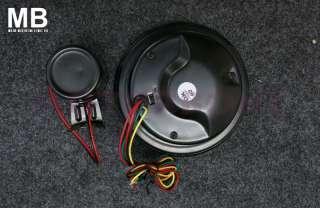 RPM Gauge NEW Universal 5 Inch 7 Color Carbon Fiber Style Tachometer