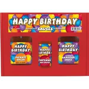 HSH HAPPY BIRTHDAY Gourmet Gift Box Set 3 packs
