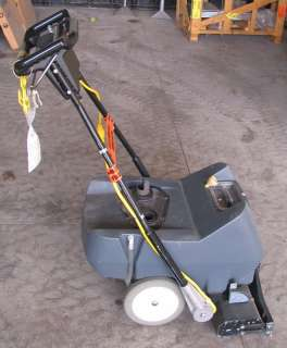 Carpet Extractor Machine, Model CLP12, Cleaner, Scrubber, Floor