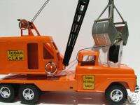 TONKA Mobile Clam Crane Truck String
