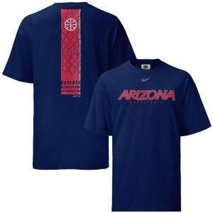 Wildcats Navy Crunch Time Basketball T shirt