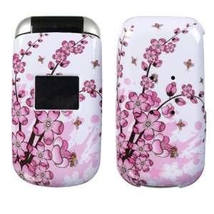 Spring Flower Design Snap On Hard Case for LG UX 220