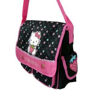 Hello Kitty Tote Bag Black Baby