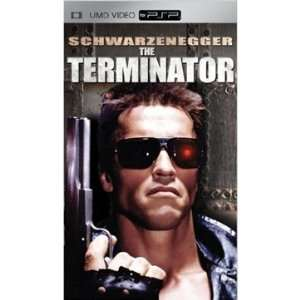 Top Quality The Terminator UMD Video for PSP By UMD
