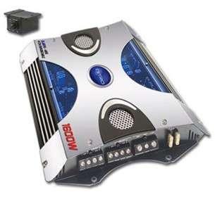 NITRO BMW 485 1600W 4 Ch. Amplifier with Bass Control