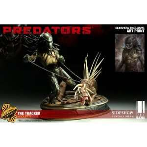 Predator Exclusive Sideshow Collectibles Maquette Toys & Games