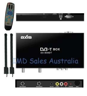 AXIS Marine Mobile Digital TV Tuner Set Top Box Antenna