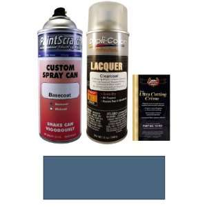 Blue Metallic Spray Can Paint Kit for 2004 Volvo S80 (450) Automotive