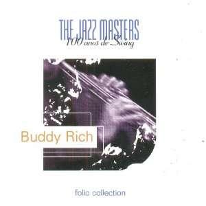 Jazz Masters 100 Anos De Swing (Folio Collection) Buddy Rich Music