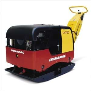 Plate Compactor w/ Hatz 1D90V 15.6 HP Electric Start Diesel Engine