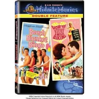 Beach Frankie Avalon, Annette Funicello, Martha Hyer, Don Rickles