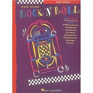 Old Time Rock N Roll (9780793544332) Hal Leonard Corp