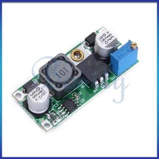 DC DC Step up Boost Adjustable Power Supply Module 3~24V to 5~25V
