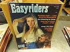 Easyrider Harley Davidson biker,Easy Rider Magazine August 1980 issue