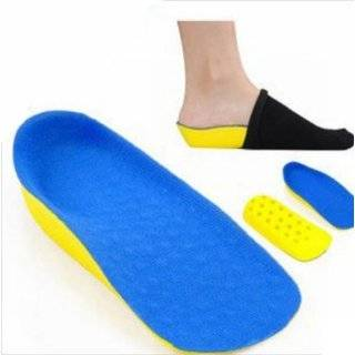 Layer Height Increase Taller Insole Shoes Pad Air Cushion for MEN