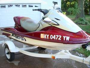 2000 kawasaki 1100 STX DI Jet Ski 3 seater 2000 kawasaki 1100 STX DI