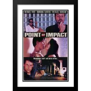 Impact 32x45 Framed and Double Matted Movie Poster   Style A: Home
