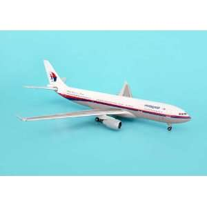 JC Wings Malaysia A330 200 Model Airplane: Everything Else