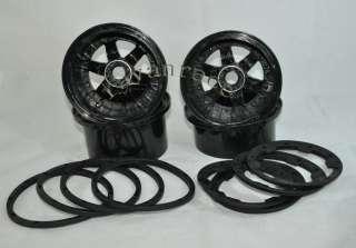 Super 6 spoke front rear rim wheel baja 1/5 5B For HPI