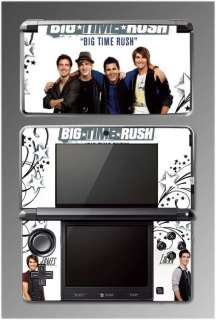 Big Time Rush BTR Kendall James SKIN #4 Nintendo 3DS