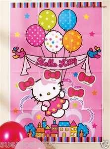 Hello Kitty Balloon Dreams Party Game Party Supplies