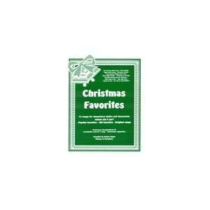 Christmas Favorites Book & CD Musical Instruments