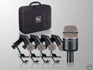 ELECTRO VOICE PL DK5 FIVE PIECE DRUM MIC KIT