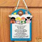 Daniel & Lions Den Wall Hang Christian Craft Kit Kids