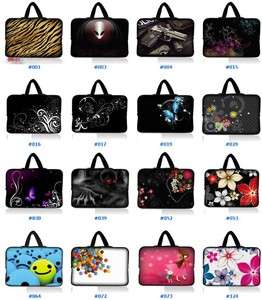 Handle Laptop Carrying Bag Netbook Case Cover Pouch For iPad 2 iPad