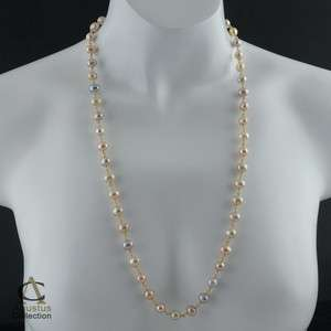 Freshwater PEARL & 24K GOLD plated 3 micron 925Silver NECKLACE Toggle