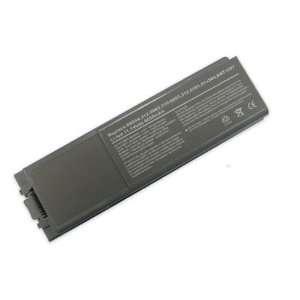 Brand New silverygrey Replacement Dell laptop battery for
