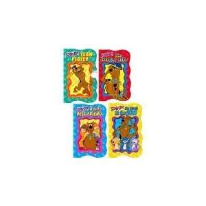 Scooby Doo Board Books 4 Pack (9781601399397) Hanna