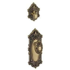 Grandeur Escutcheon Interior Trim Front Door Handle
