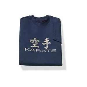 Karate Symbols T Shirt